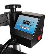 110 В/220 В сублимационная машина цифровой блок управления временем контроль температуры Лер для кружки/пластины/футболки/крышки пресс-машины