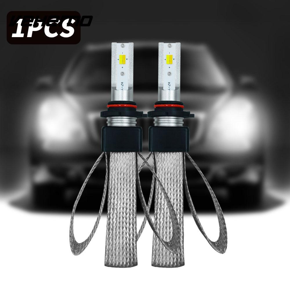 Vehemo 9005HB3H10 Safety LED Fog Light Light Bulbs LED Headlight Super Bright Front Lamp Car Styling