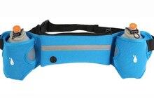 New Outdoor Walking Running Jogging Water Bottle Waist Bag Hydration Belt modern design