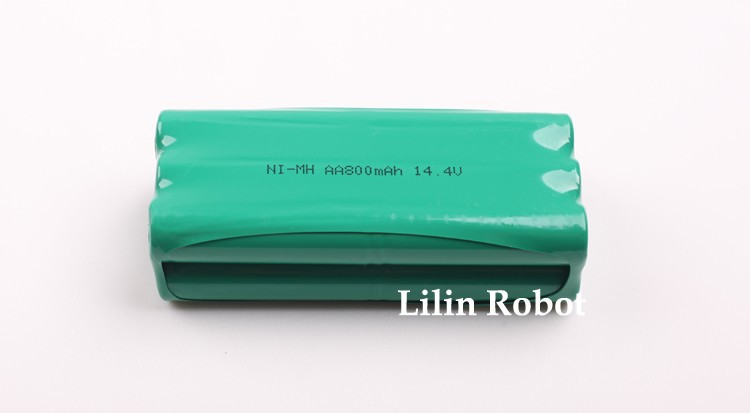 (For K6L,K6)Battery for Automatic Vacuum Cleaner,DC14.4V,800mAh,Ni-MH Battery ,CE,RoHS Certification, Spare part, Accessories