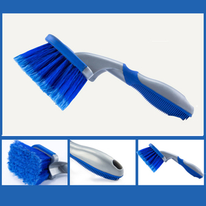 Image 3 - 1x Auto Car Wheel Cleaning Brush Tool Tire Washing Tyre Maintenance Soft Cleaner