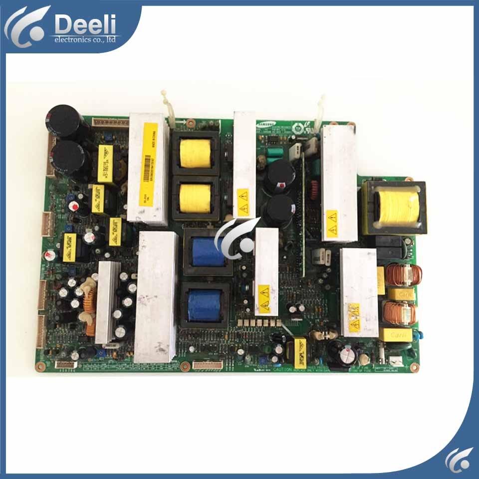 все цены на Working good 90% new for Power Supply Board 42SD-YD07 LJ44-00092C board онлайн