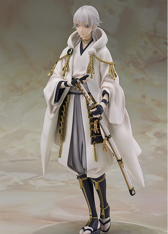 Anime Touken Ranbu Online Tsurumaru Kuninaga  PVC Action Figure Collectible Model Toy 22.5cm  KT2405 shfiguarts batman injustice ver pvc action figure collectible model toy 16cm kt1840