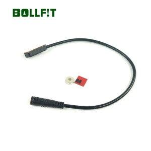 Image 5 - BOLLFIT Ebike הידראולי בלם חיישן בלם משותף חיישן חלקי Ebike כוח מנותק בלם כבל המרה דואר אופניים ערכת