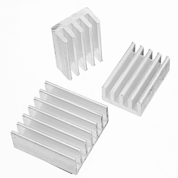 1PC New Arrival Orange Pi special heat sink three aluminum fins ...