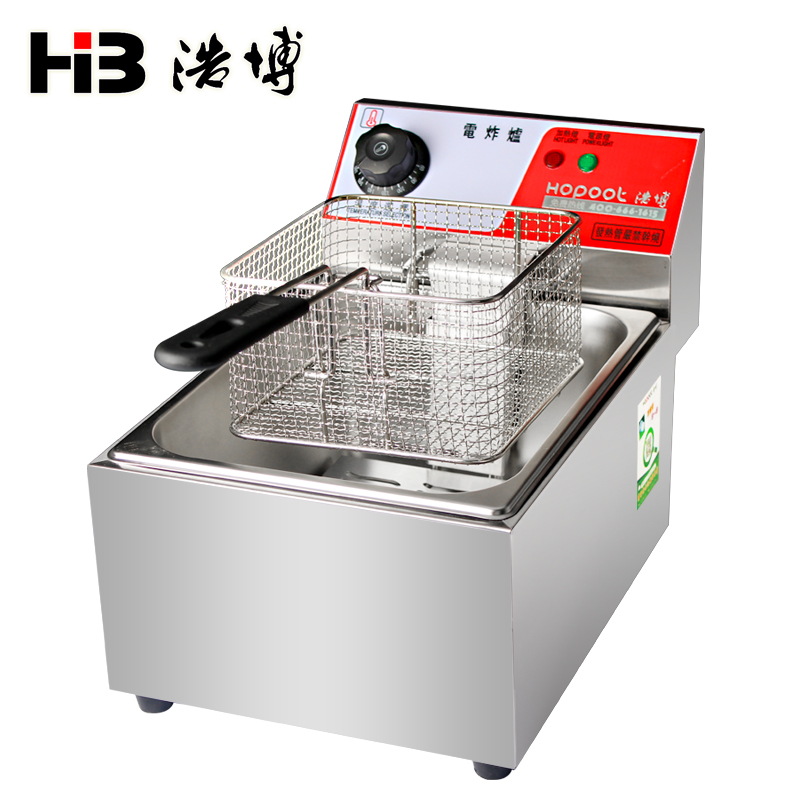 Commercial Electric Air Fryer Home Single Cylinder Frying Stove French Fries Machine Fried Fritters Chicken Pots Frying Machine commercial double screen cylinder electric deep fryer french fries machine oven pot frying machine fried chicken row eu us plug