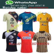 Tijuana 2018 19 LIGA MX Club America Toluca soccer shirts New home away  Third Yellow 17 1bad430aa