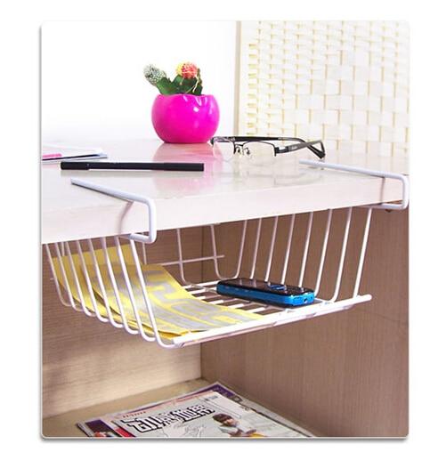 desktop holder wardrobe storage rack shelf for computer desk book bookshelf helper