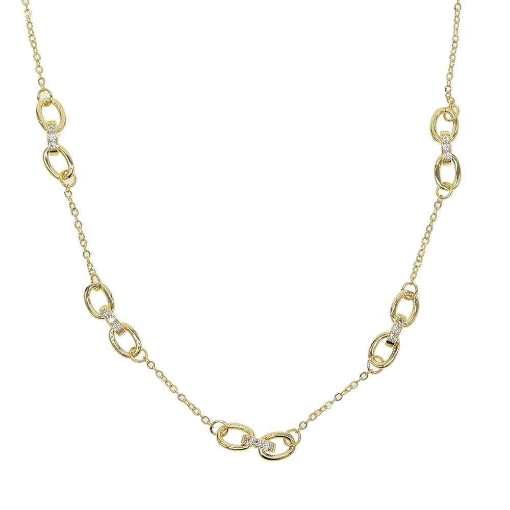 Beautiful 2019 summer Nobleness Horseshoe Women Horse Necklace Choker Animal Pendant Necklaces Paw Female delicate Jewelry gold