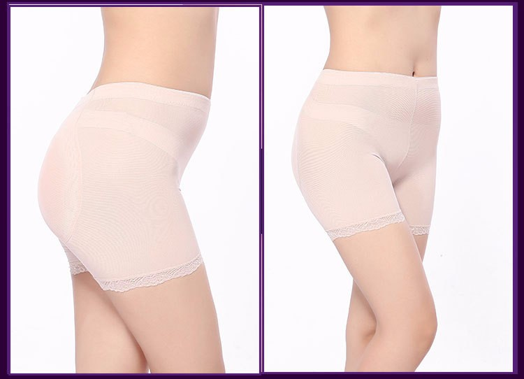 Newest 2 Silicone Underwear Panties Insert Pants Padded Shaper ... 6735a3b7f