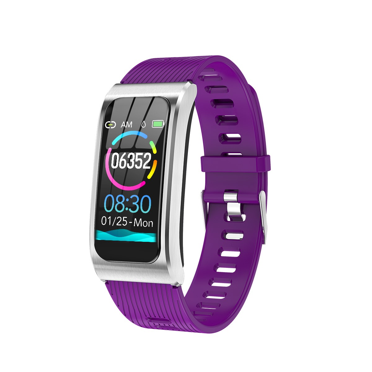 """Smartwatch 1,14"""" IP68 impermeable Android IOS 24"""