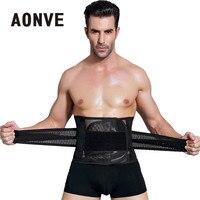 Shapers Men Belly Slimming Sheath Waist Cinchers Corset Vest Body Shaper Underwear Modeling Strap Girdle Slim