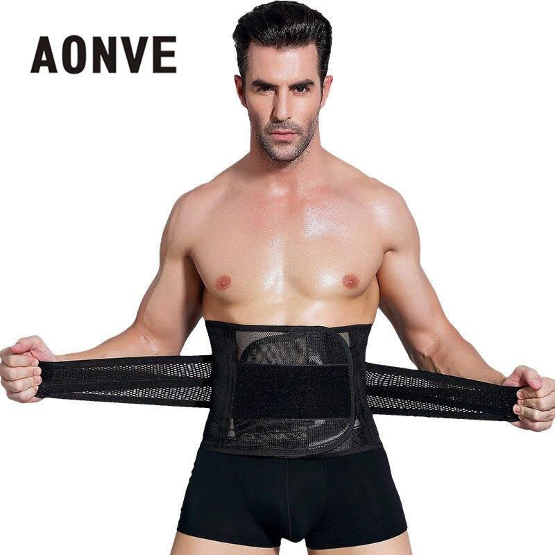 Shapers font b Men b font Belly Slimming Sheath Waist Cinchers Corset Vest Body Shaper Underwear