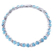 """Ballad for Adeline Tennis Bracelet Made With Women Fashion Jewelry for Birthday Anniversary Graduation"