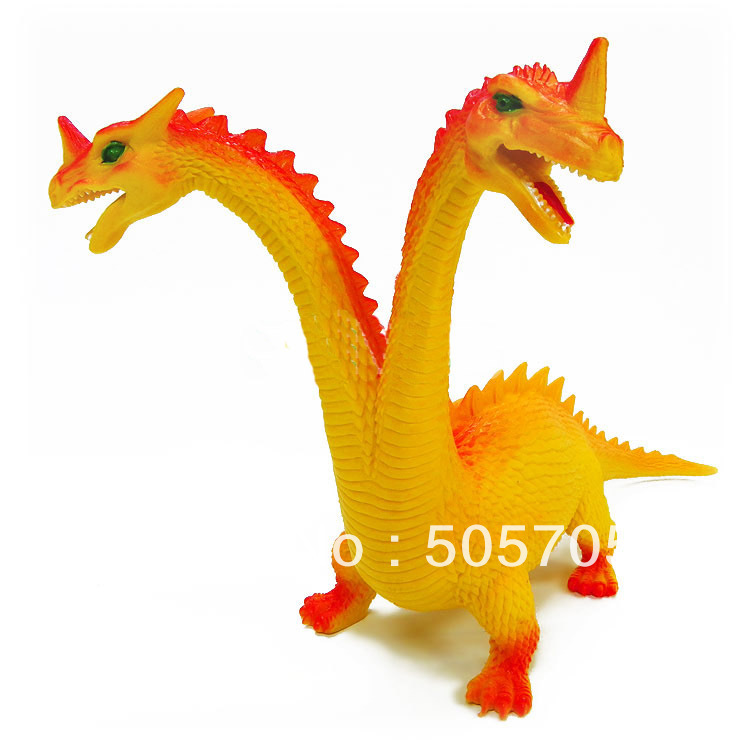 free shipping jakiro dino plastic dinosaur model animal model toys educational toys ...