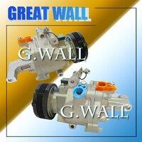 Hohe qualität Auto kompressor klimaanlage für auto suzuki swift 2011 2012 ac kompressor 9520068LA1 AKS200A205 compressor air conditioner ac compressorconditioner for car -