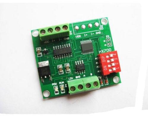 HX700-RS485 Electronic Scales Sensor AD Module 24-Bit Analog-Digital Conversion электронные компоненты a digital 5pcs enc 03mb analog gyroscope module