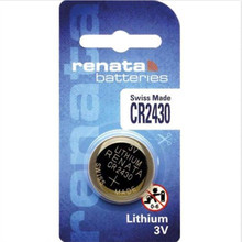 Рената литий Батарея CR2430 3V% 100 бренд renata 2430 Батарея