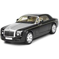 1:18 сплав автомобиль для Rolls Royce Phantom Coupe статическое состояние модель двухдверный Hardtop роскошный спортивный автомобиль мальчик ребенок колле