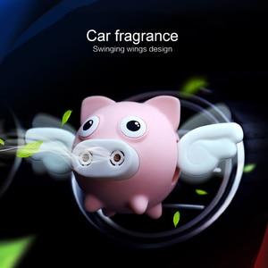 Image 1 - Flying Pig Car Air Outletน้ำหอมAir Freshener Autoกลิ่นDiffuserน้ำมันหอมระเหยDecor Autoผลิตภัณฑ์อุปกรณ์เสริม
