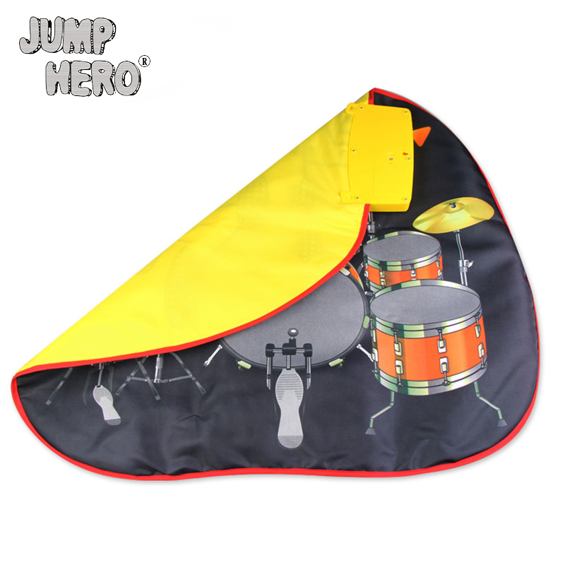 Baby Play Mat Music Drums Cloth Carpet Magic Simulation Of Drum Educational Baby Rug Crawling Child Plat Kids Gift 72*67cm #E