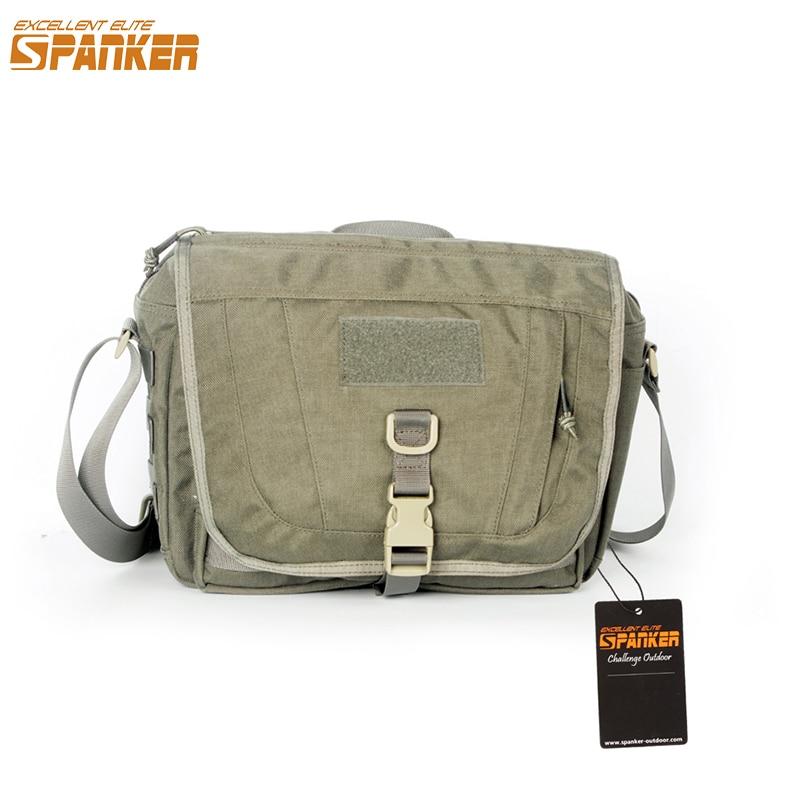 EXCELLENT ELITE SPANKER Sport Tactical Nylon Hunting Pouch Bags Outdoor Backpack Camping Hiking Shoulder Bag