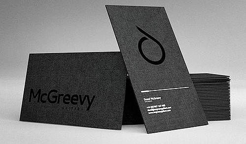 2016 Simple Design Customized Hot Foil Stamping Business Cards Luxury Vertical Name Cards 600gsm Cardboard Promotion Price