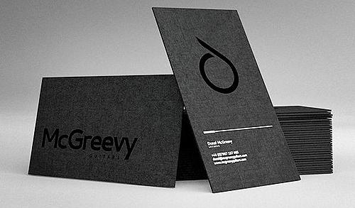 2016 Simple Design Personnalise Dorure A Chaud Daffaires Cartes De Luxe Vertical Nom