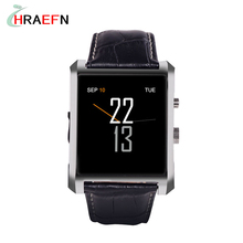 Hraefn Reloj inteligente Smart Watch DM08 smartwatch with camera Sleep Tracking BT notifi Wearable Device watches for men