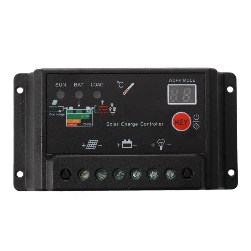 20A 12V/24V Solar Panel Battery Charger Charging Controller Regulator20A 12V/24V Solar Panel Battery Charger Charging Controller Regulator