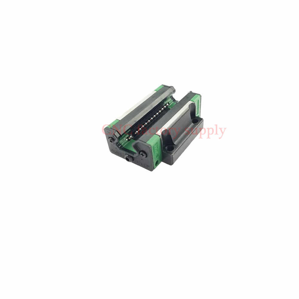 أجزاء الطباعة ثلاثية الأبعاد باستخدام الحاسب الآلي راوتر دليل خطي السكك الحديدية انزلاق 1 قطعة HGW25HA HGH30CA HGH30HA كتلة HGW30CA HGW30HA النقل HGR القضبان