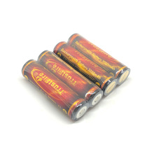 5pcs/lot Trustfire High Capacity 18650 3.7V 3000mAh Lithium Battery Rechargeable Batteries with Protected PCB For Flashlights Digital Camera