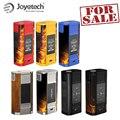 Оригинальная электронная сигарета Joyetech cuboid Tap Box Mod с OLED дисплеем 228 Вт батарейный комплект питание от 18650 электронная сигарета Большая распр...
