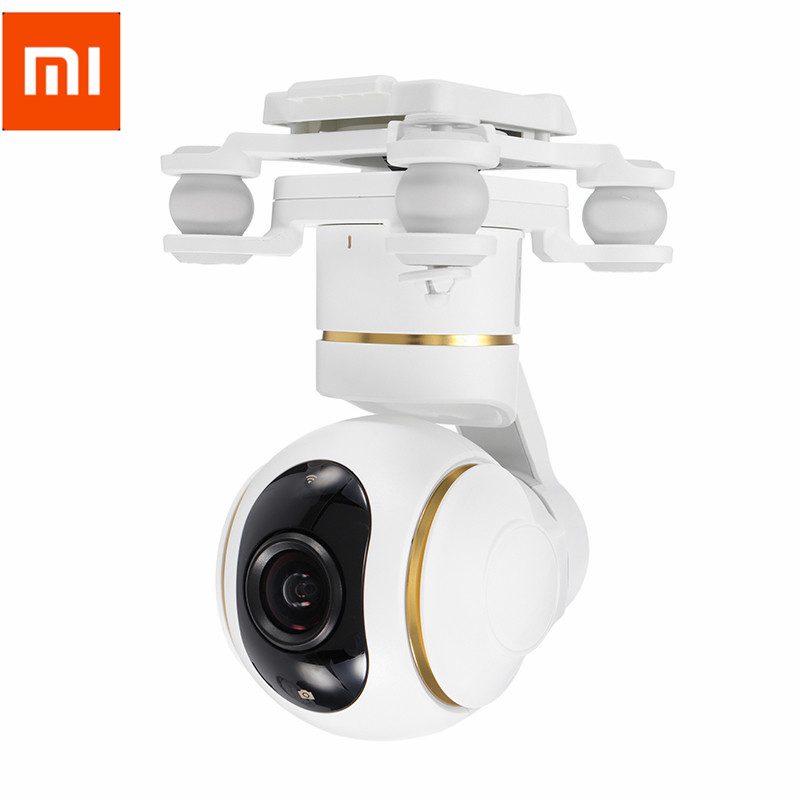 Original Xiaomi Mi Drone 4K Gimbal Camera For 4K Version RC Quadcopter Spare Parts Accessories High Quality In Stock high quality xiaomi mi drone xiaomi 4k version hd camera app rc fpv quadcopter camera drone spare parts main body accessories