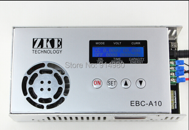 EBC A10electronic load mobile power battery capacity tester charge and discharge cycle for lead acid lithium aliexpress com buy ebc a10electronic load,mobile power,battery Basic Electrical Wiring Diagrams at gsmx.co