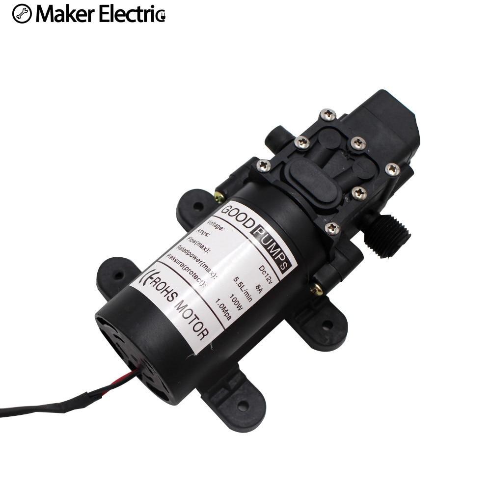 Makerele électrique United tension