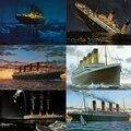 Алмазная 5D картина «сделай сам», Титаник, полная квадратная Алмазная мозаика, алмазная вышивка, настенные картины, домашний декор для гости...