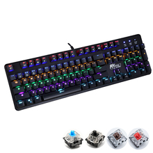 Keys LED Gaming Mixed