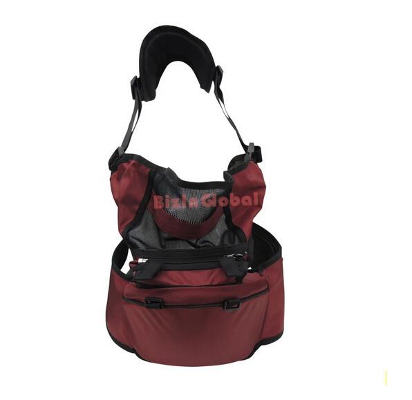 Infant Baby Hip Seat Hugger Carrier for Toddler Belt Sling (5)
