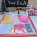 500pcs 2.6mm Mini Hama Beads one Bag Available 100% Quality Guarantee Perler Beads Activity Fuse Beads