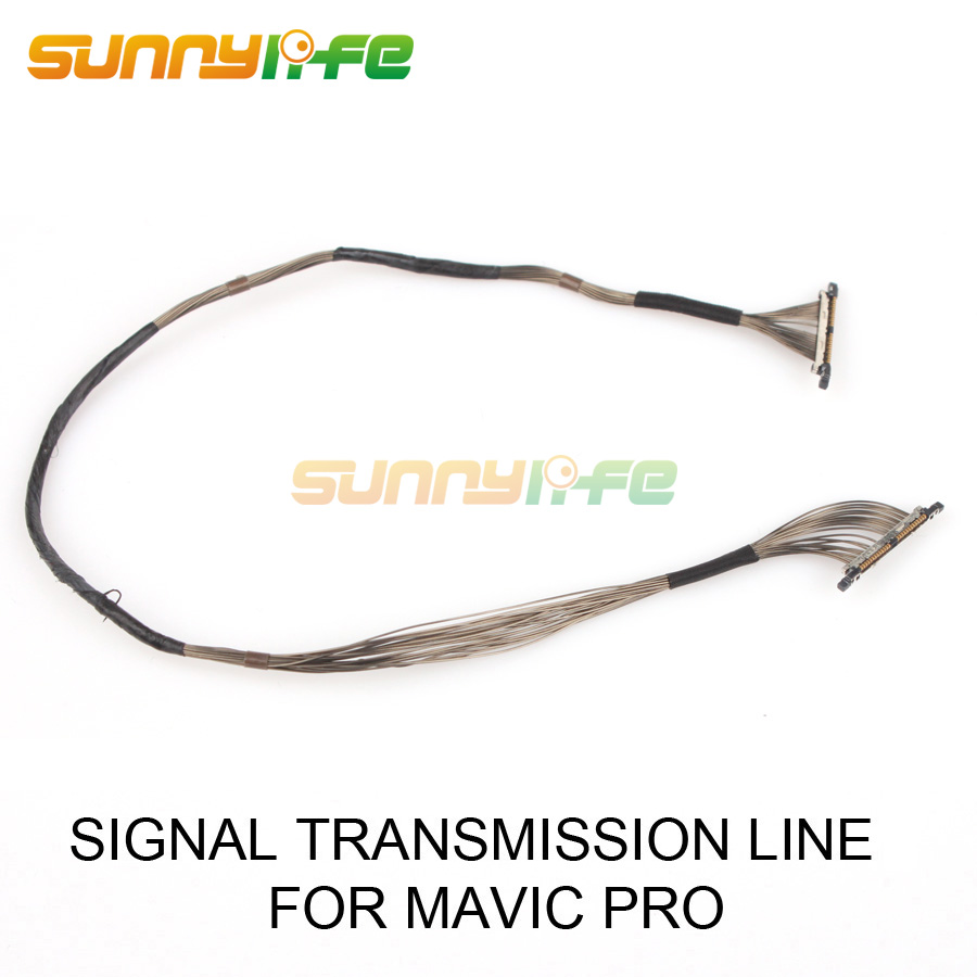 купить Camera Signal Transmission Wire Repairing Line Flat Cable Video Cable for DJI MAVIC PRO