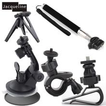 JACQUELINE for Stick PoleTripod Mount Kit for Sony AS200V AS100V AS50 AS30V AS300 AS200/ION Air Pro Midland Sports Action Camera