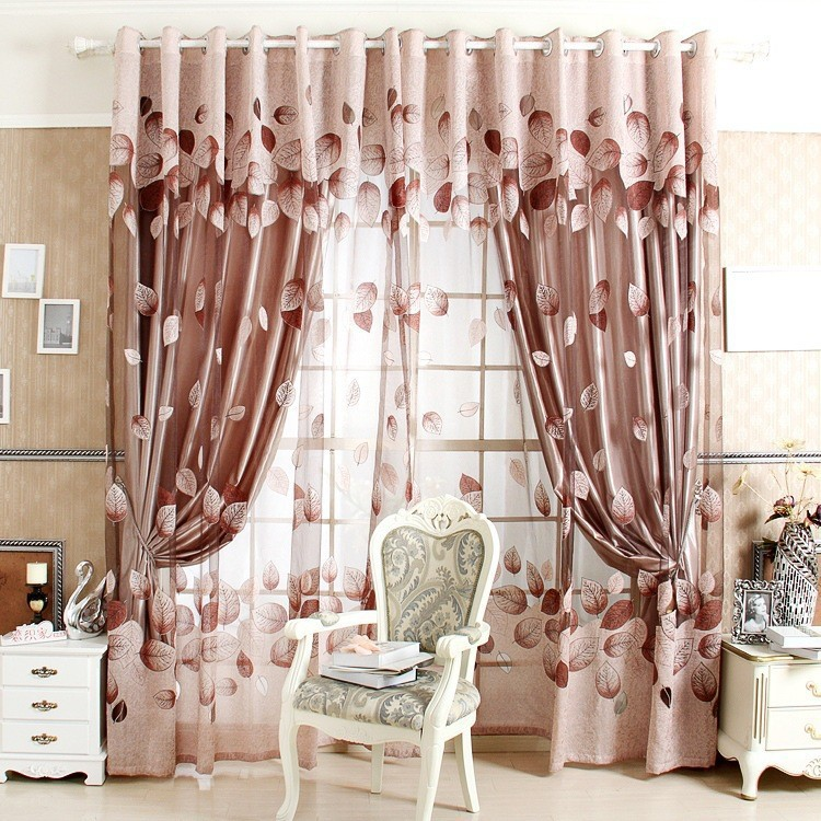 Luxury Window Curtains For Living Room 100 Blackout Curtain 150