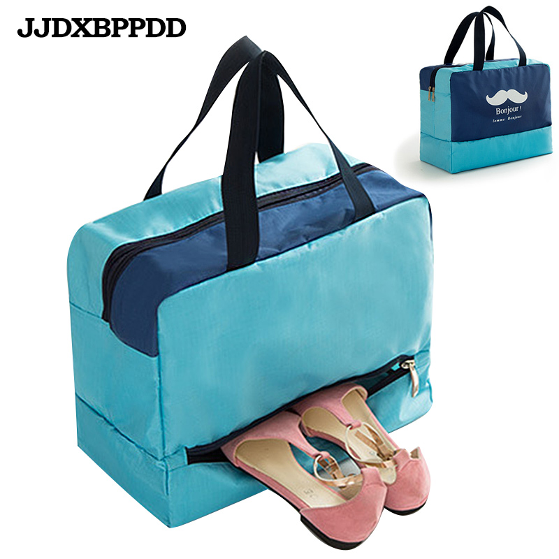 JJDXBPPDD Women Men Large Waterproof Makeup bag Nylon Travel Cosmetic Bag Organizer Case Necessaries Make Up Wash Toiletry Bag elegant business men toiletry bag travel organizer cosmetic bag necessaries