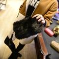 Luxury Fashion Fur Rabbit Wool Women Minaudiere Ladies Handbag Evening Party Bag Clutch Bag Classic Shoulder Bag Purse