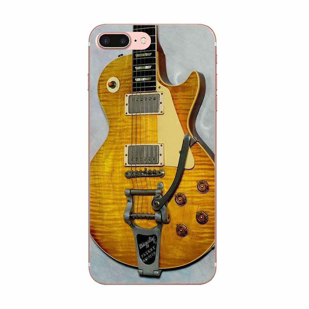 bcfbb7559d9 ... Classic Phone Accessories Case Gibson Les Paul Guitar For Galaxy Alpha  Core Prime Note 4 5