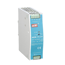 Output DC12V,24V,48V NDR power unit AC DC Din-rail Switching Power Supply power source 120W Din rail smps
