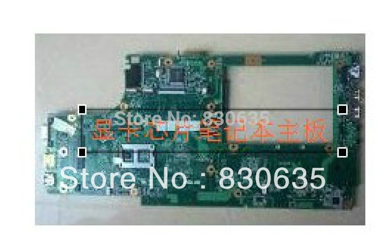 UL30J UL30JT motherboard tested by system lap connect board ul