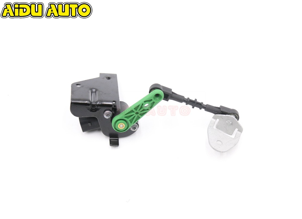 AIDUAUTO AFS Xenon Headlight Horizon Level Sensor USE FIT For VW Golf 7 MK7 Passat B8 5Q0 512 521 E цена 2017