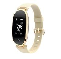 2017 S3 Bluetooth SmartWristband Women Fitness Tracker Heart Rate Sleep Monitor Smart Band Sports Activities Smart